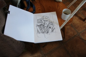 VH sketch