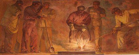Soviet_deco_art_metalworkmen